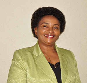 Ms. Anne Karanja